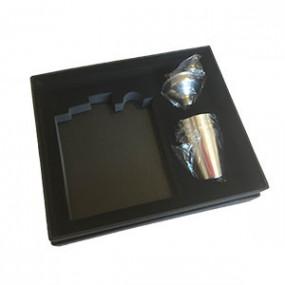 Coffret Cadeau Flasque 180ml