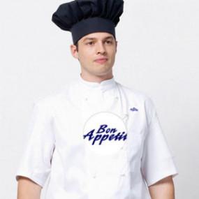 Veste de Cuisinier Blanche...