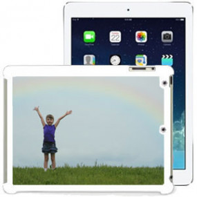 Coque Photo iPad Air Bord...