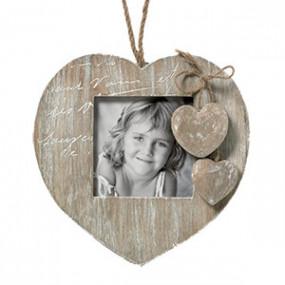 Cadre Photo en bois Vintage...