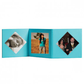 Cadre Photo Triple Album...