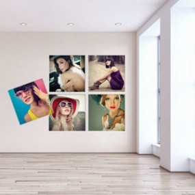 Sticker Mural Photo - 40 x...