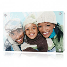 Tableau Photo Plexi HD - 90...