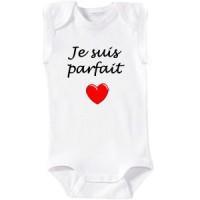 Vêtement Bébé Personnalisé