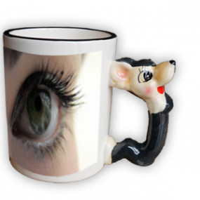 Mug Animal 325ml Souris