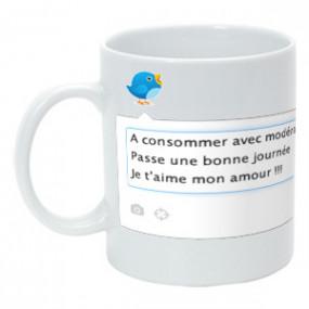 Mug Photo Blanc spécial...