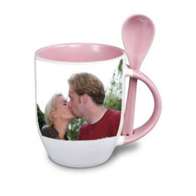 Tasse Photo Rose