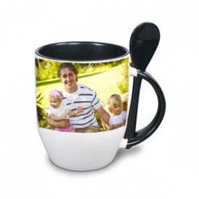 Tasse Photo Noir