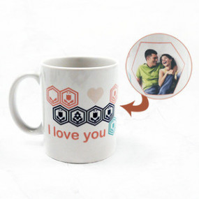 Mug Photo St Valentin...