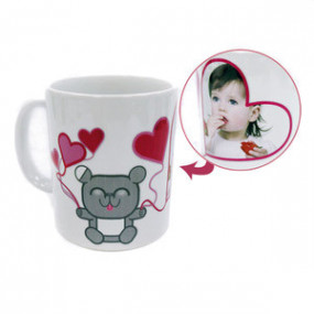 Mug Photo Nounours d'amour