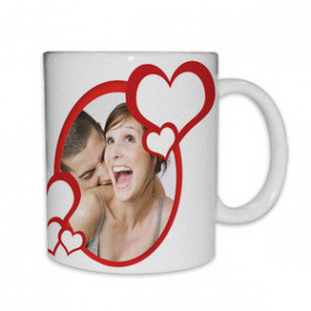 Mug Photo Je t'aime Saint...