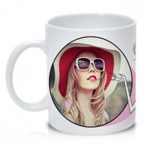 Mug Photo Lyon Glamour