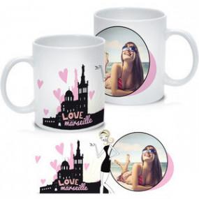 Mug Photo Marseille Glamour