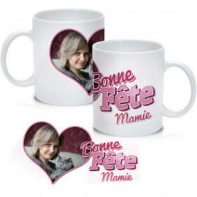 Mug Photo Bonne Fête Mamie