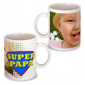 Mug Photo Super Papa