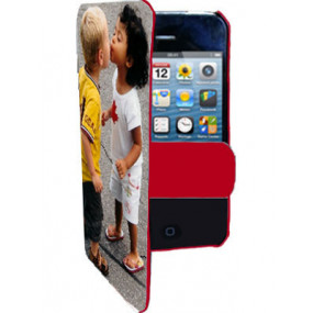 Etui Photo iPhone 4/4S à...