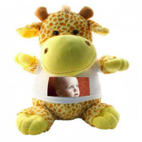 Grande Peluche Girafe Zarafa