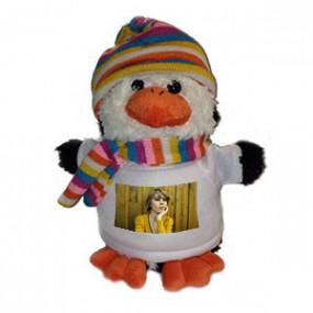Peluche Pingouin Linus