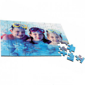 Puzzle Rectangle 120 pièces