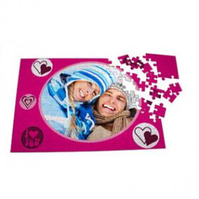 Puzzle Rectangle 120 pièces...