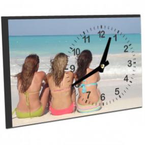 Horloge Photo Paysage avec...