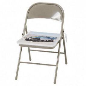 Coussin de chaise Carré