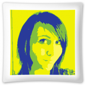 Coussin Pop Art Andy Warhol...