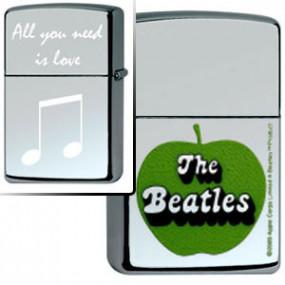 Briquet Zippo The Beatles