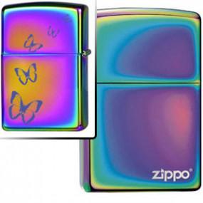 Briquet Zippo Spectrum