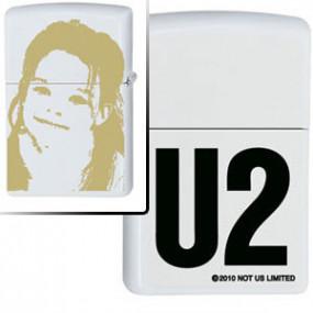 Briquet Zippo U2
