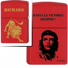 Briquet Zippo Che Guevara 3