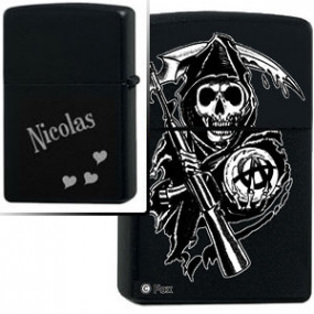 Briquet Zippo Sons of Anarchy