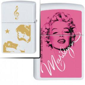 Briquet Zippo Marilyn Monroe
