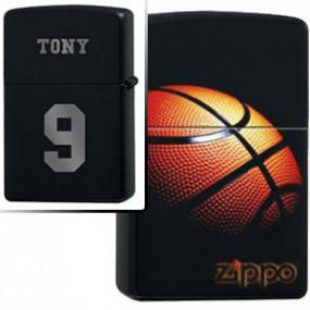 Briquet Zippo Basketball