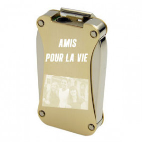 Briquet Sarome BM6 Satiné