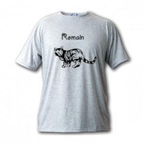 T-shirt Couleur Ash pour...