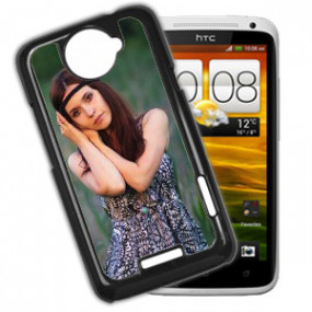 Coque Photo HTC One X Bord...