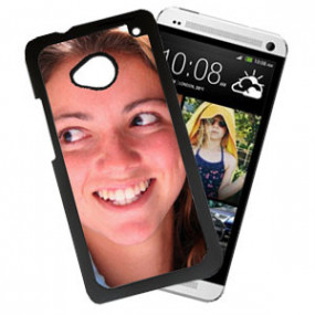 Coque Photo HTC One M7 Bord...