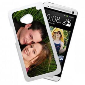 Coque Photo HTC One M7 Bord...