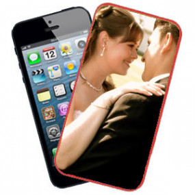 Coque Photo iPhone SE Bord...