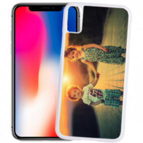 Coque Photo iPhone X Bord...