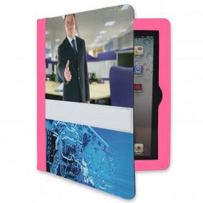 Etui Rose pour iPad