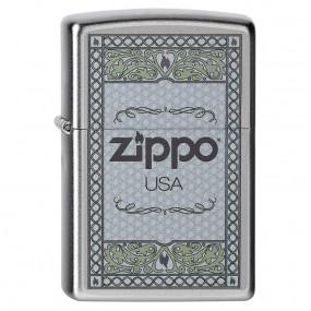 Briquet zippo Usa Frame